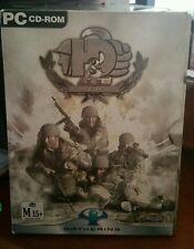 Hidden & Dangerous 2 (Collectors Edition 3 discs) PC GAME - FAST POST