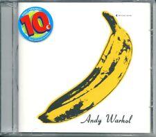 The Velvet Underground & Nico. Andy Warhol (1967) CD NUOVO Sunday Morning. Femme