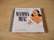 CD Musical Mamma Mia! - Das Musical - Englische Version - 1999