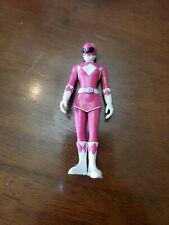 """Bandai Power Rangers Pink Power Ranger Kimberly Loose 4"""""""