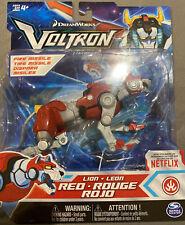 Voltron Red Lion Die Cast Figure