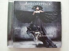 "CD Gothic Metal APOCALYPTICA ""7th Symphony"" 10 tracks Gavin Rossdale - 2010 Sony"