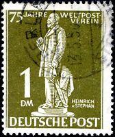 ALLEMAGNE BERLIN N° 26 Oblitéré
