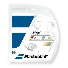 3 sets of Babolat Xcel Tennis String 16g (40'/ 12m)