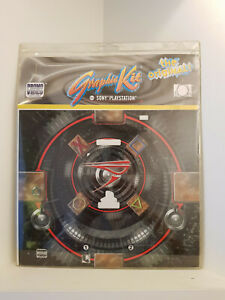 "Graphic Kit (Skin/Sticker) for Sony Playstation 1, ""Stargate"" New Sealed"