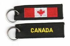 Schlüsselanhänger Kanada Flagge Fahne