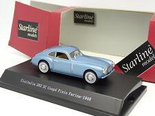 Starline 1/43 - Cisitalia 202 SC Coupé Pininfarina 1948 Bleu
