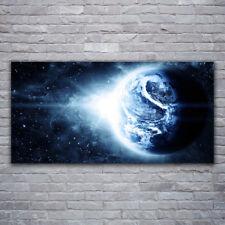 Acrylglasbilder Wandbilder aus Plexiglas® 120x60 Erdball Weltall