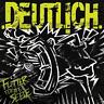 DEUTLICH - FUTTER FÜR DIE SEELE (LP + CD) NEU lim. white marbled Volxsturm Punk