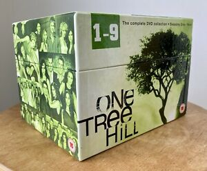 One Tree Hill Complete Series Box Set - Seasons 1- 9 Very good condition