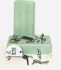 Vintage Janome Brother Sewing Machine Presser Feet & Sewing Machine Accessories