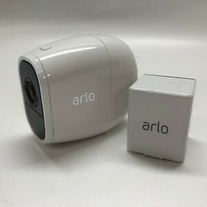 NETGEAR Arlo Pro 2 VMC4030P Add-on Smart Security HD Camera w/ Battery