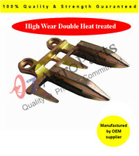 High Wear Crary Gold Knife Guard with wear bar for various combine headers, 7228