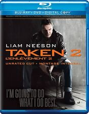 Taken 2 (Blu-ray Disc, 2013)