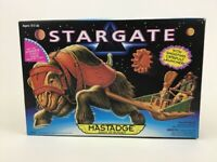 Stargate Mastadge Beast of Burden Creature with Catapult New Sealed 1994 Hasbro