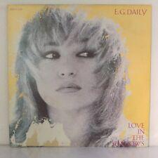 "E.G. Daily – Love In The Shadows (Vinyl, 12"", Maxi 33 Tours)"