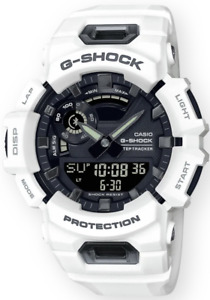 Casio G-Shock Step Tracker GBA900-7A White Shock Resistant 2021 Brand New Wihtag