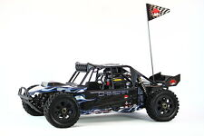 RC CHIMERA SR 1:5 SCALE GAS BUGGY REDCAT RACING SAND RAIL REMOTE CONTROL BLUE