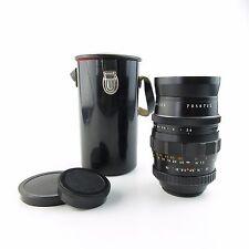 Para m42 Pentacon 2.8/135 objetivamente lens 15 blades + Case (9)