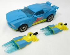 Hasbro Transformers Generations Deluxe Class Nightbeat Complete