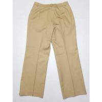 Brooks Brothers 346 Advantage Women's flat front tan pants Size 6