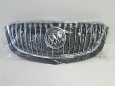 OEM 2016 2017 2018 Buick Envision Front Satin Chrome Grille Grill