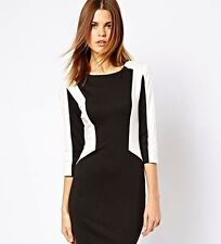 Women's Stretch, Bodycon 3/4 Sleeve Formal Short/Mini Dresses