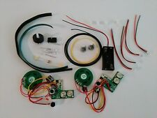 LIGHTS / SOUND DIY KIT for Blaster-Master Uber E-11 Blaster Rifle Model