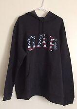 GAP Logo Men's Fleece Hoodie Top NEW Size XXL  2XLarge NWT $39.99