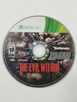 The Evil Within (Microsoft Xbox 360, 2008) Video Game Disc Only