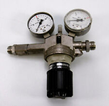 Messer Griesheim Druckregler Stickstoff Nitrogen 16bar|10 bar| Manometer defekt