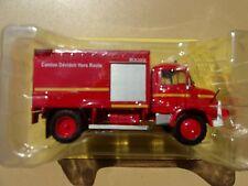 n° 73 MERCEDES LAF 911 Camion des Sapeurs Pompiers de la SOMME 1/43 Neuf Boite