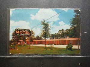 #13305. Dutch Mill Motel with steam heat. Deluth
