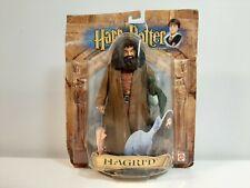 2001 Mattel Harry Potter & the Sorcerers Stone - Hagrid Action Figure