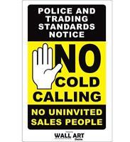Wall Art Desire/® Polite Notice No Junk Mail Flyers Leaflets Menus Door Sticker sign label decal 10x7cm