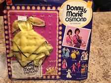 Mattel Vintage Barbie Doll Donny Marie Osmond Outfit #9820 Starlight Night NOC