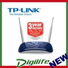 TP-Link TD-W8960N Wireless N300 ADSL2+ Modem Router