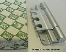 Simonswerk Objektband VX 7859/160 matt verchromt