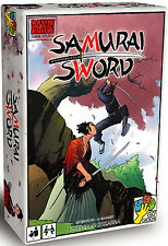 Samurai Sword Family Party Card Game Using Bang Game System From Davinci Games