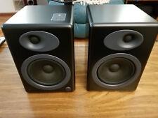 Audioengine A5 Bookshelf Speakers - Black - Excellent Condition!