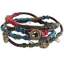 New With Tag!! Wakami Unisex Dream Leather Bracelet!!  100% Authentic!! WA0344