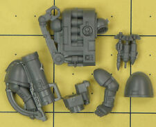 Warhammer 40K space marines tactical squad lance-missiles