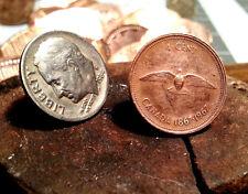 """Birdie"" Golf Ball Marker  1867-1967 Canadian Goose 1 cent Ball Marker"