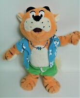 """Rory Tiger Haven Holidays 8"""" Soft Toy Plush Comforter  EXCELLENT"""