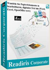 Readiris 15 Corporate  für Windows und Mac OS (multilingual)