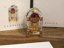 Swarovski Figur Musikbox 4 cm. Mit Ovp & Zertifikat. Top Zustand.