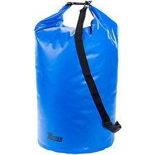 Wasserdichter Sack: Wasserdichter Packsack 70 Liter, blau (Packsack Motorrad)