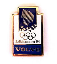 Voiture pin/broches-volvo/Olympia Lillehammer 1994 [1237]