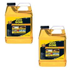 2x Goo Gone 32oz (946ml) - Industrial De-Greaser - Oil, Tar, Adhesive Remover