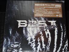 Kpop Jpop BEAST SHOCK CD + T-Shirt FIRST PRESS LIMITED EDITION Shirt B2ST NEW